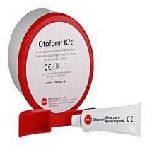 귓본채득 및 무지외반 보조장치 실리콘 Otoform KC